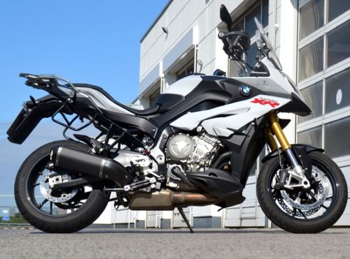 AC Schnitzer STEALTH Silencer S 1000 XR 2015-16 EEC EURO 3