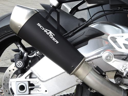 AC Schnitzer STEALTH Silencer S 1000 RR 2017-18 EEC EURO 4