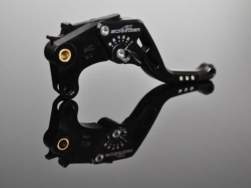AC S2 ultrashort adjustable 2-finger lever R 1200 GS from 2017