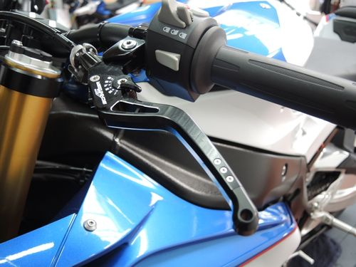 AC Schnitzer Clutch lever adjustable AC S2 S 1000 RR from 2015