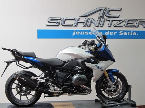 AC Schnitzer STEALTH Silencer R 1200 RS 2015-16 EEC EURO 3