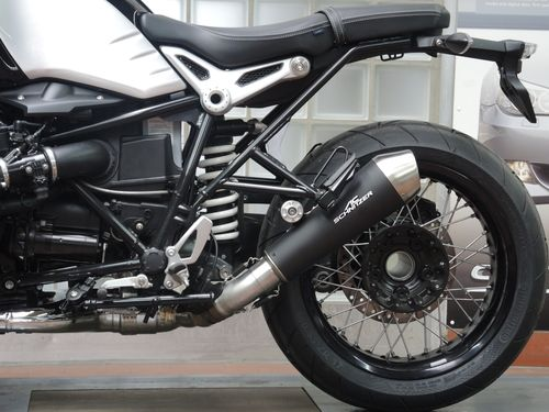 AC Schnitzer STEALTH Silencer R nineT Pure EEC EURO 4