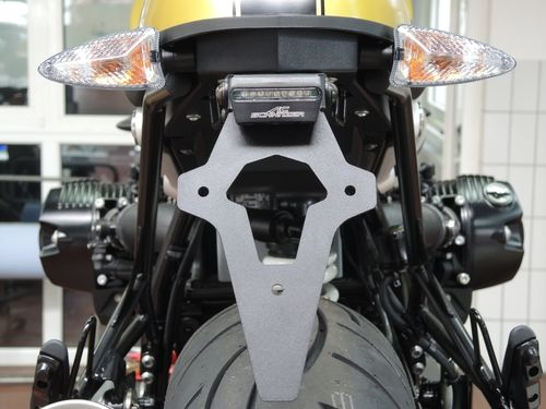 AC Schnitzer License plate holder middle R nineT Urban GS
