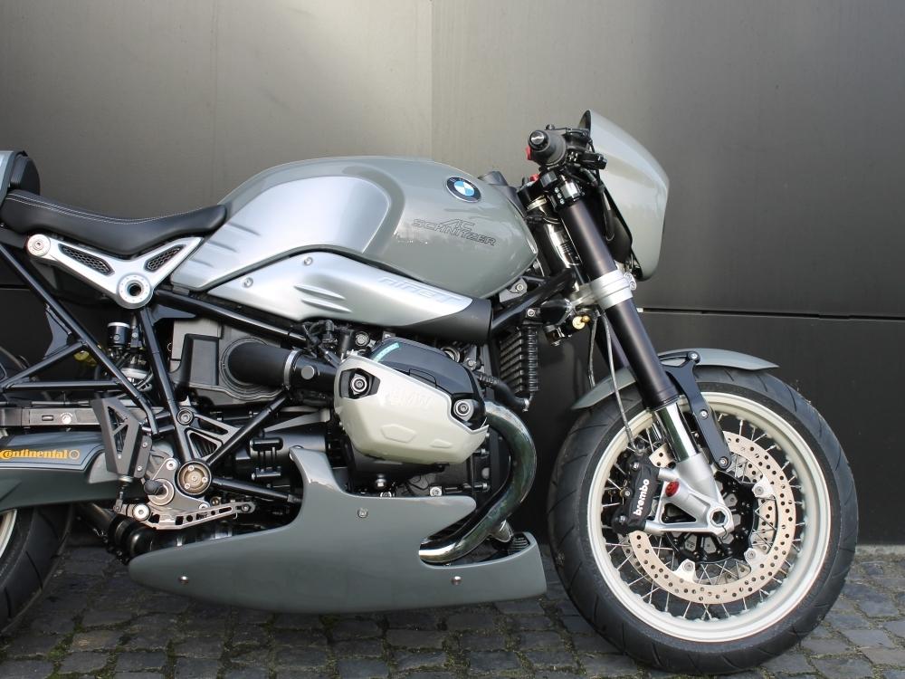 Belly Pan Engine spoiler R nineT Racer