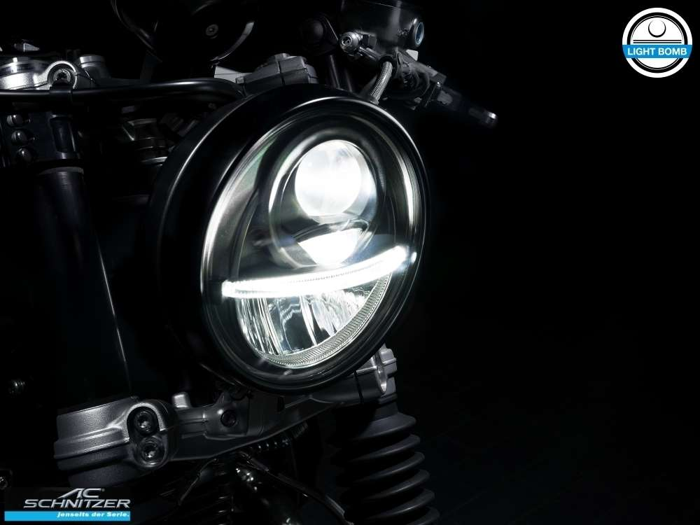 Light Bomb Led Scheinwerfer R Ninet Pure
