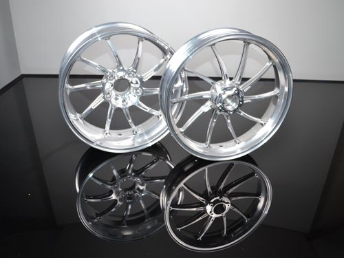 "AC Schnitzer AC S 10 Forged wheels 3,5 and 6 x 17"" R nineT Urban GS"