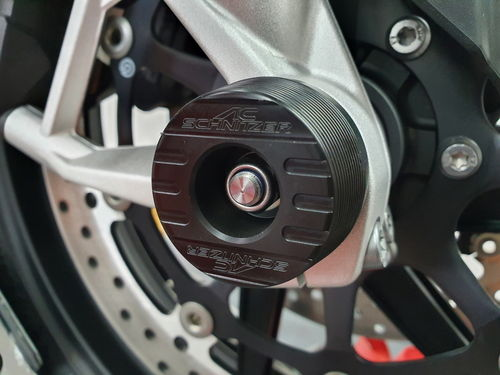 AC Schnitzer Axle pads front S 1000 RR from 2019