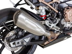 REMUS NXT Silencer stainless steel S 1000 RR from 2019 FOTOSTUDIO