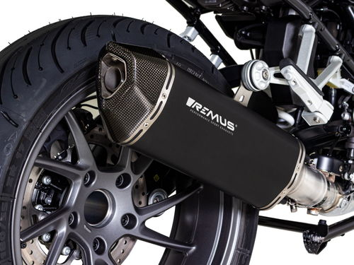 REMUS BLACK HAWK Silencer R 1250 RS from 2021 EEC EURO 5