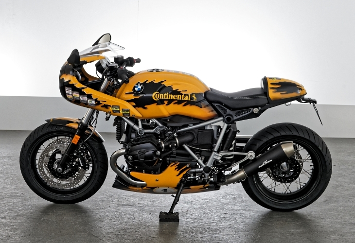 AC Schnitzer Continental R nineT Racer